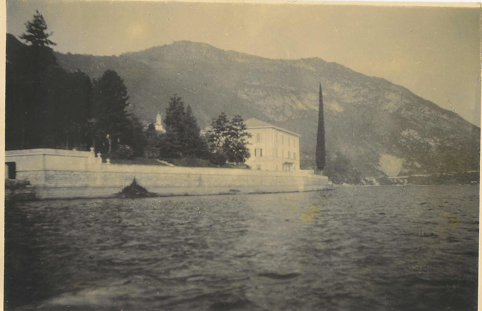2 - View from the Lake 1914
